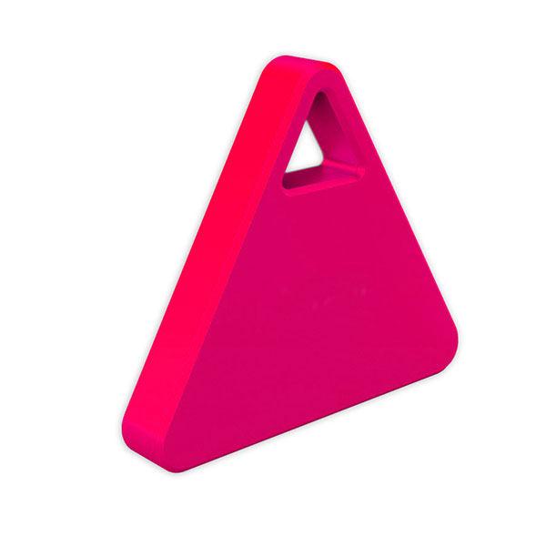 IT-07 Smart Anti-lost Alarm Dongle Bluetooth 4.0 iTAG - Pink