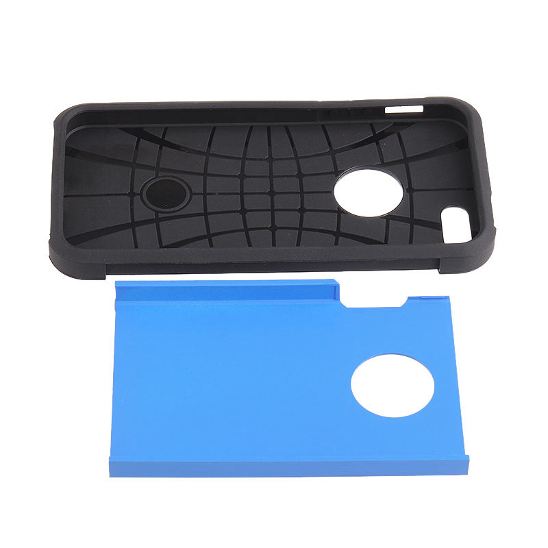 2-in-1 Armour Case Skin for iPhone 6 4.7 - Blue