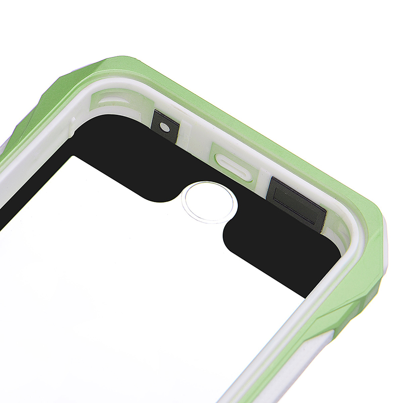 RIYO Waterproof /Dust proof / Shockproof  Case Cover Shell for iPhone 6 Plus - Green