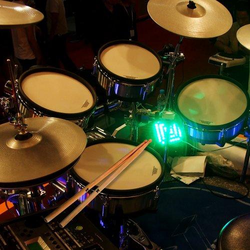 1 Pair 5A High Quality Maple Wood Drum Sticks Drumsticks