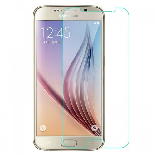 HD Premium Clear Real Tempered Glass Screen Protector Film For Samsung Galaxy S7 Edge
