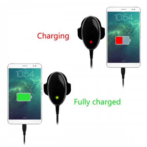 TC039 1m Micro USB Wired Charger 5V/1A with Indicator