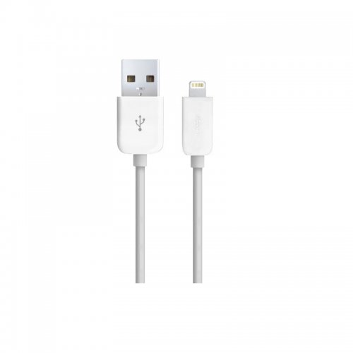 Aulola High Quality 2m Data Sync Charge Charger Cable for iPhone X 8 7 7 Plus 6 6S Plus - White