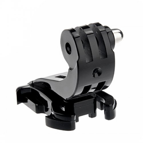2pcs J-Hook Buckle Vertical Surface Mount Adapter for GoPro Hero 3/2