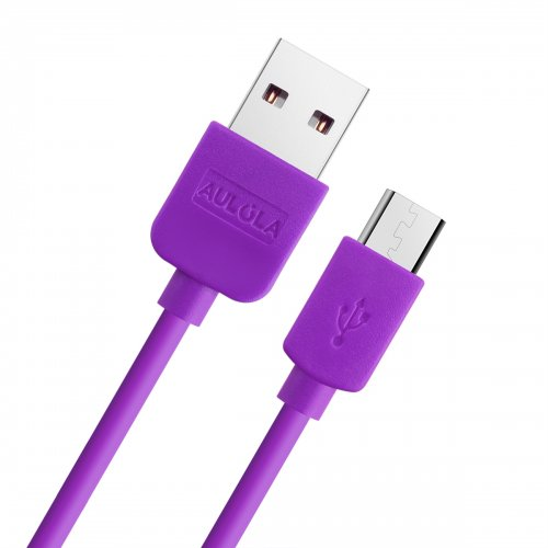 Purple 1M METER LONG USB CHARGER CABLE FOR SAMSUNG GALAXY S2 II i9100 S3 III i9300 NOTE