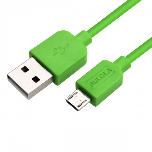 Green 1M Meter Long USB Charger Cable For Samsung Galaxy S2 II i9100 S3 III i9300 Note