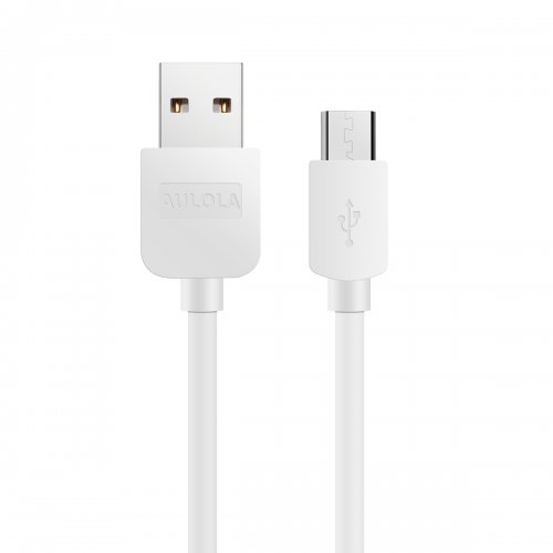 2 Meter Long Micro USB Charging Cable for Samsung Galaxy S2/S3- White