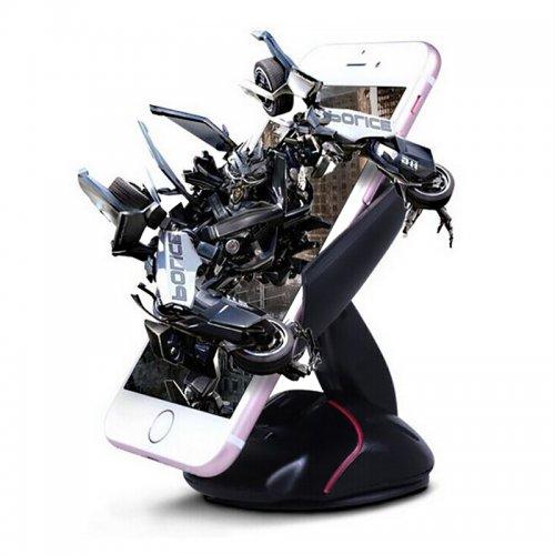 360脗掳Mouse Suction Mobile Phone Mount Holder Stand Car Dashboard