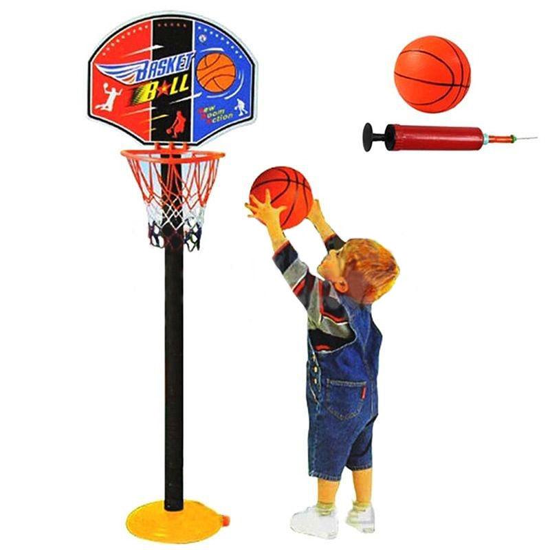 Kids Mini Basketball Indoor Play Net Hoop Set Sport Toy Game