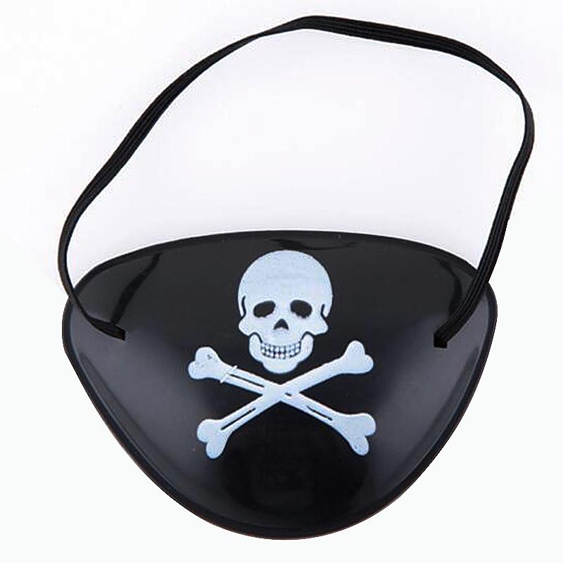 Pirate Goggles Halloween Props Masquerade Mask