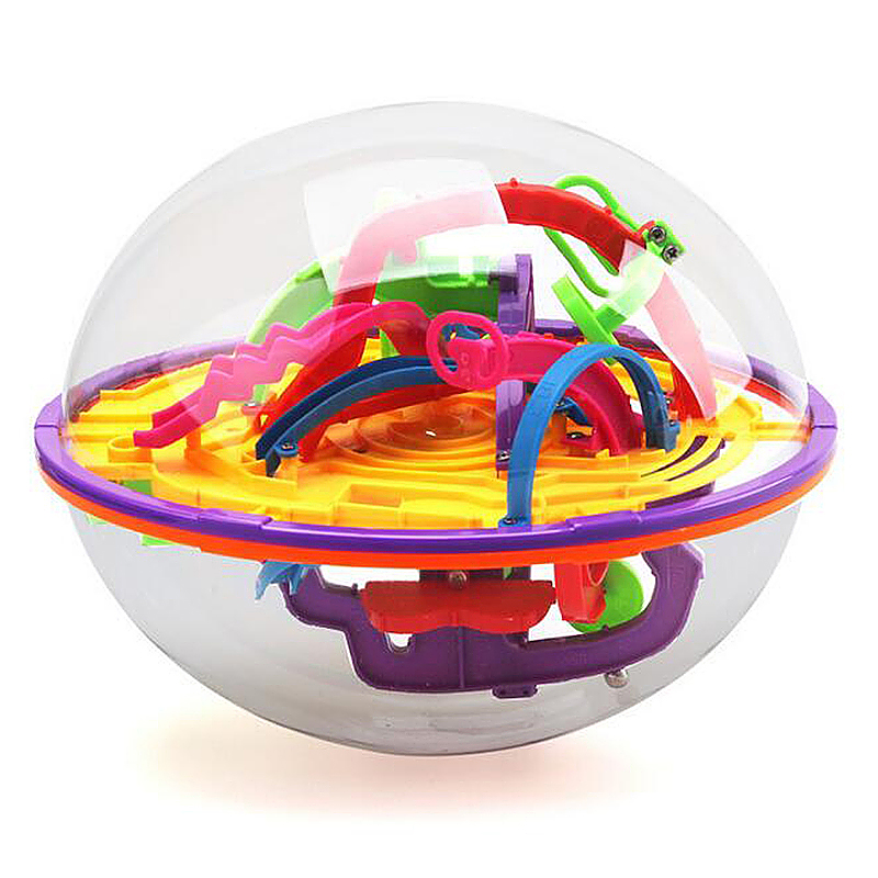 3D Addictaball Small Puzzle Ball Game Fun Toy Gifts