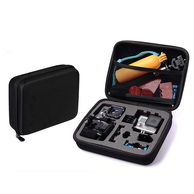 Travel Storage Carry Case Box Protective Bag for GoPro Hero 3/3+/4 Size S