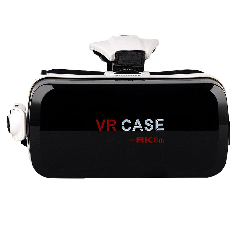 VR RK 6th Virtual Reality Glasses 3D Google Video Glasses
