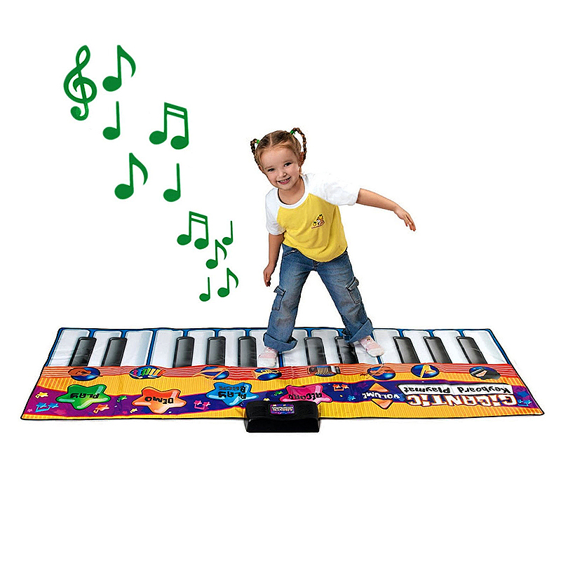 24 Keyboard Giant Piano Dance Play Mat Party Games Toy for Kids