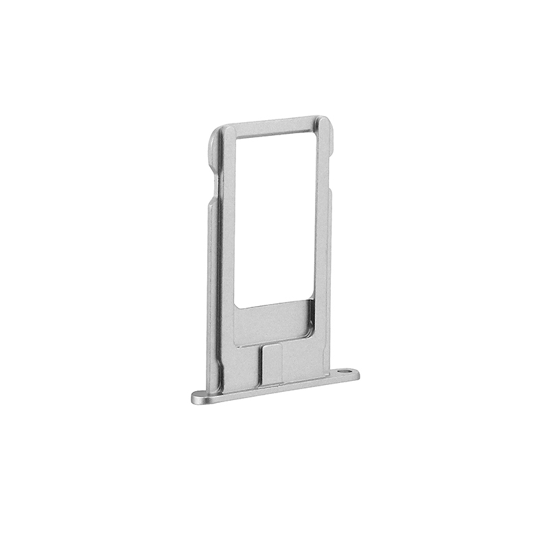 SIM Card Holder Slot Tray Replacement Phone Gadgets for iPhone 6 Plus - Silver