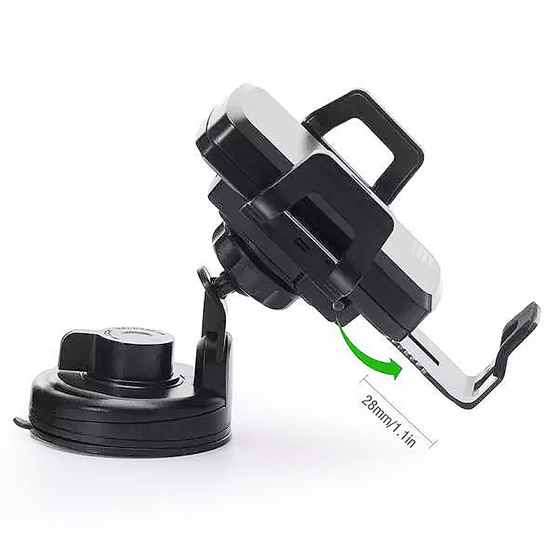 Wireless Charge Transmitter Car Charger Air Vent Mount Holder Stand Kit