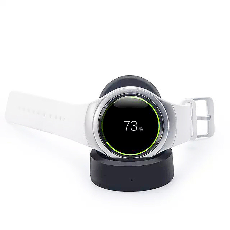 Smart Watch Wireless Charger Charge Dock for Samsung S2 Gear