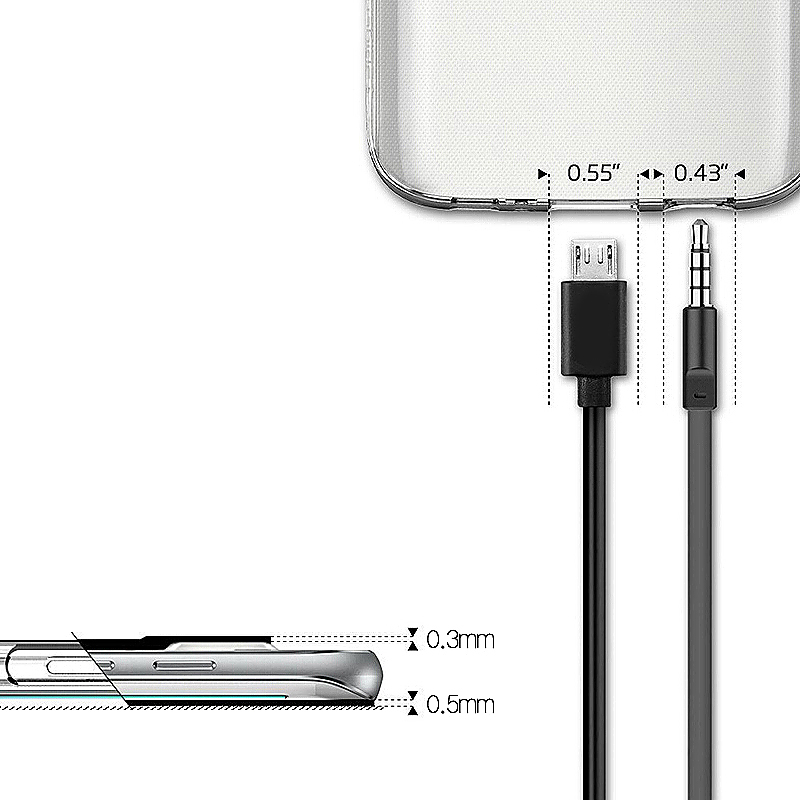 Soft Silicone TPU Ultra Thin Clear Transparent Case Skin for Samsung Galaxy S7 Edge