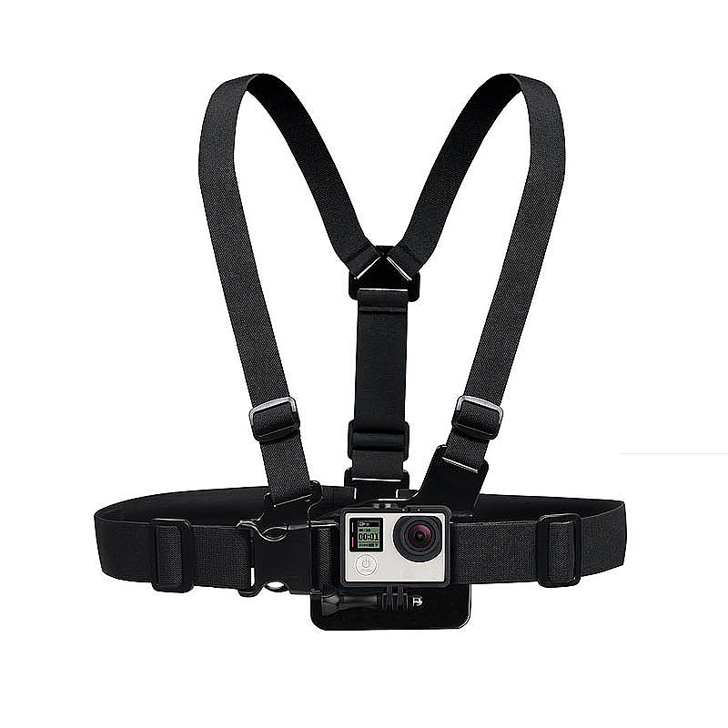Adjustable Elastic Chest Strap Belt Mount Harness for GoPro HD Hero 1 2 3 3+4