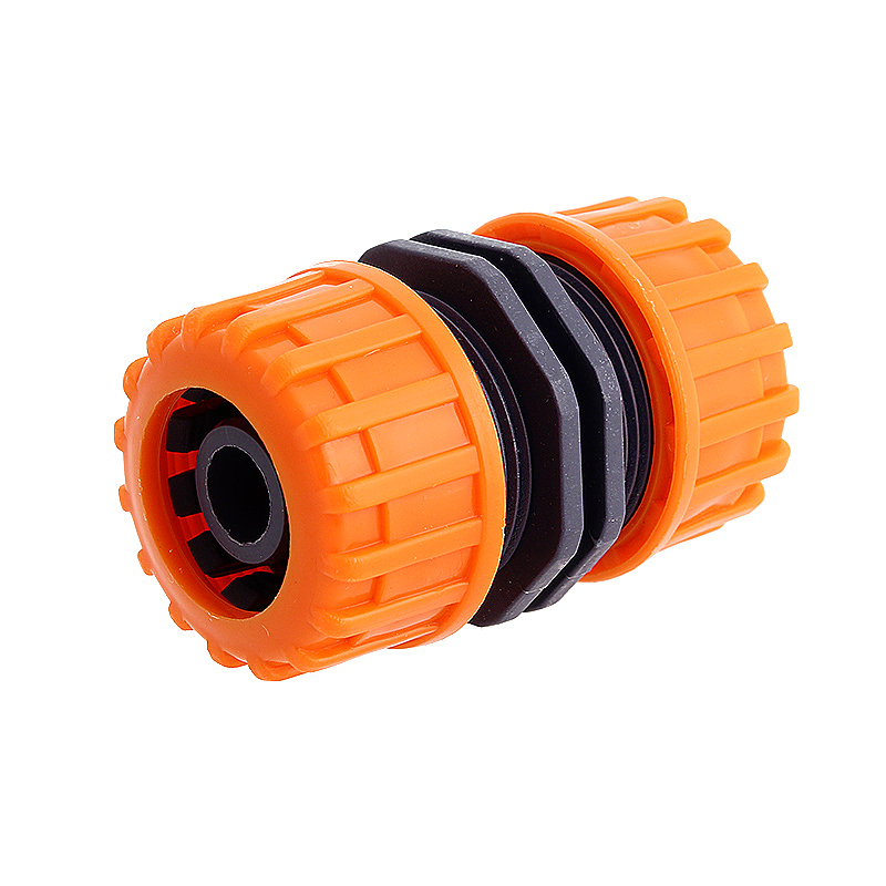 "Garden 1/2"" Water Hose Pipe Connector Quick Fix Joiner"