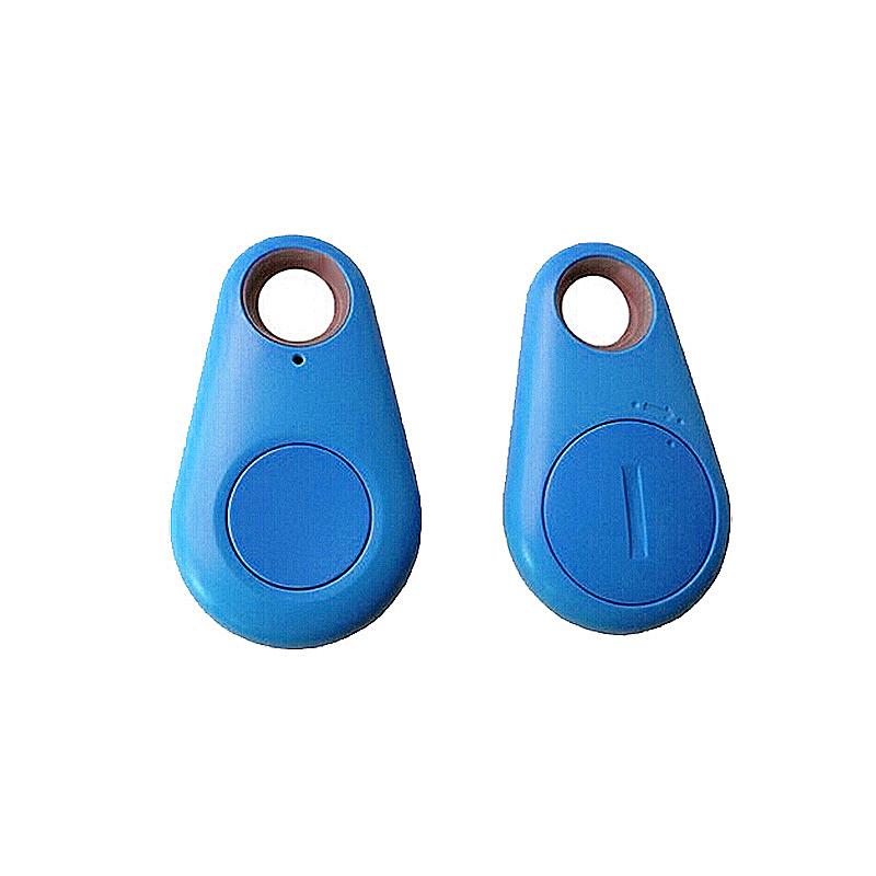 Smart Bluetooth Tracer GPS Locator Phone Keys Wallet Child Luggage Anti-Lost Finder - Blue