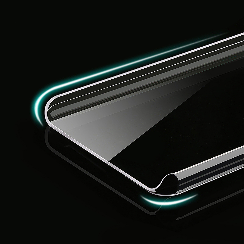 PC Cystal Clear Phone Back Cover Case for Samsung Galaxy S7 Edge