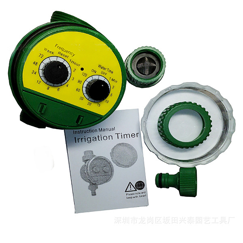 Automatic Garden Irrigation System Electronic Water Timer Sprinklers