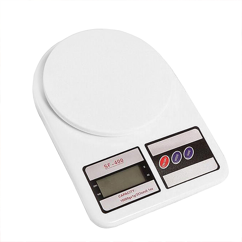 Dgital LCD Electronic Kitchen Postal Scale Postage Parcel Weighing Scale 7Kg