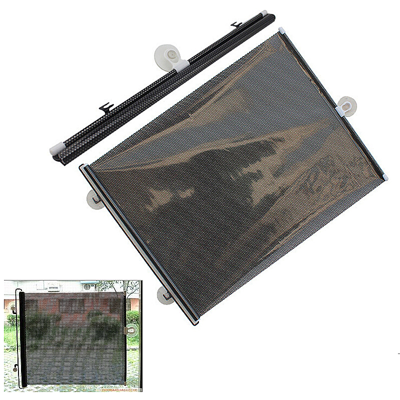 2 PCS 40 * 60cm Car Sunshade Shutter Car Windshield Sun Shade Reflector