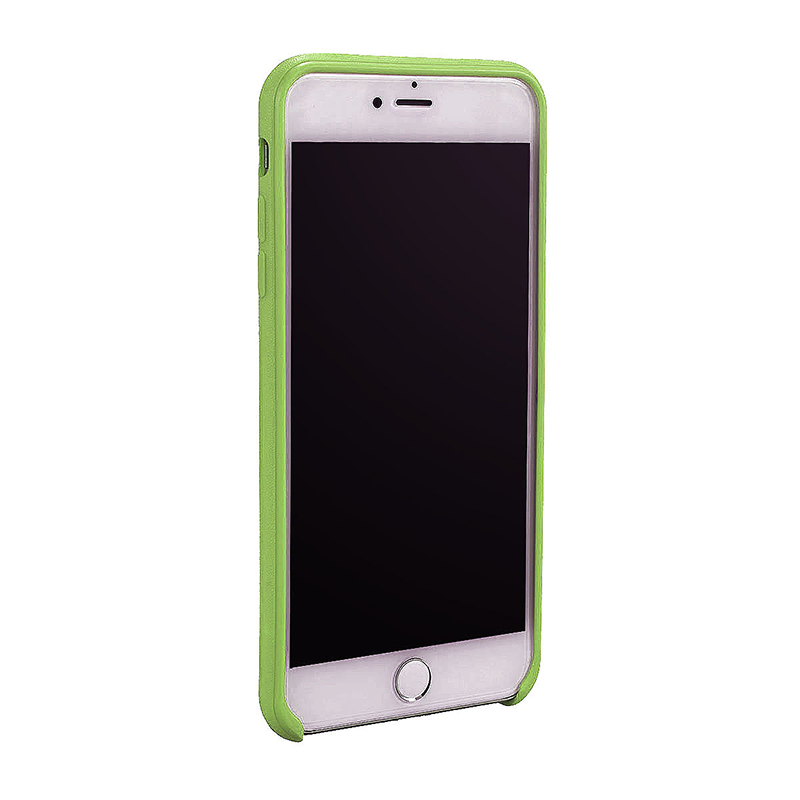 Luxury Soft TPU Phone Cover Protective Case for iPhone 7 Plus - Green