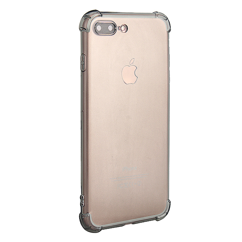 Shockproof Protective Phone Case Cover for iPhone 7 Plus - Gray