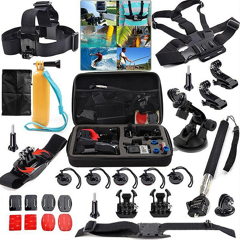 31 in 1 Outdoor Sports Essentials Kit for GoPro Hero 4 3 3+