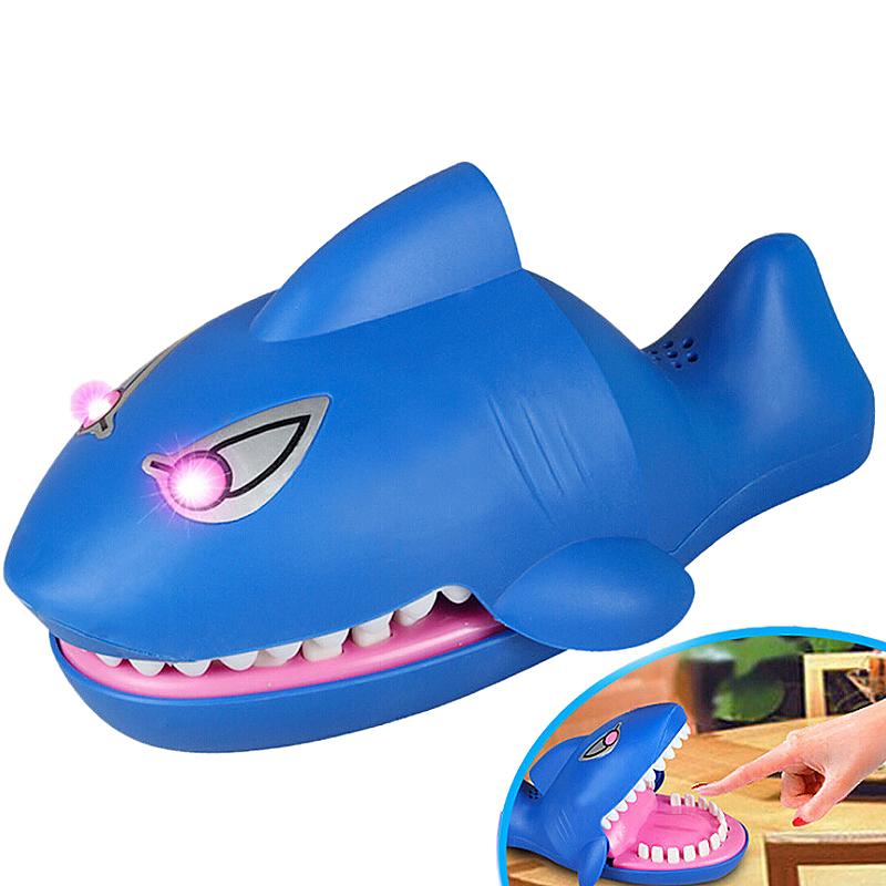 Shark Big Mouth Dentist Bite Finger Game Toy for Kids Big Size