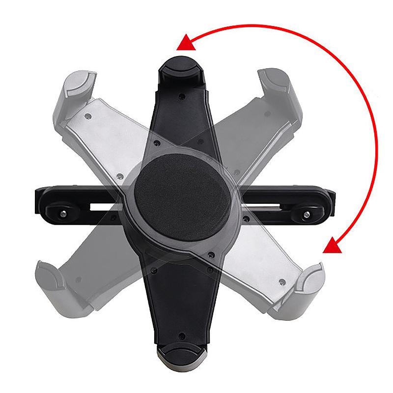 Auto Car Seatback Holder Cradle for Tablet PC iPad