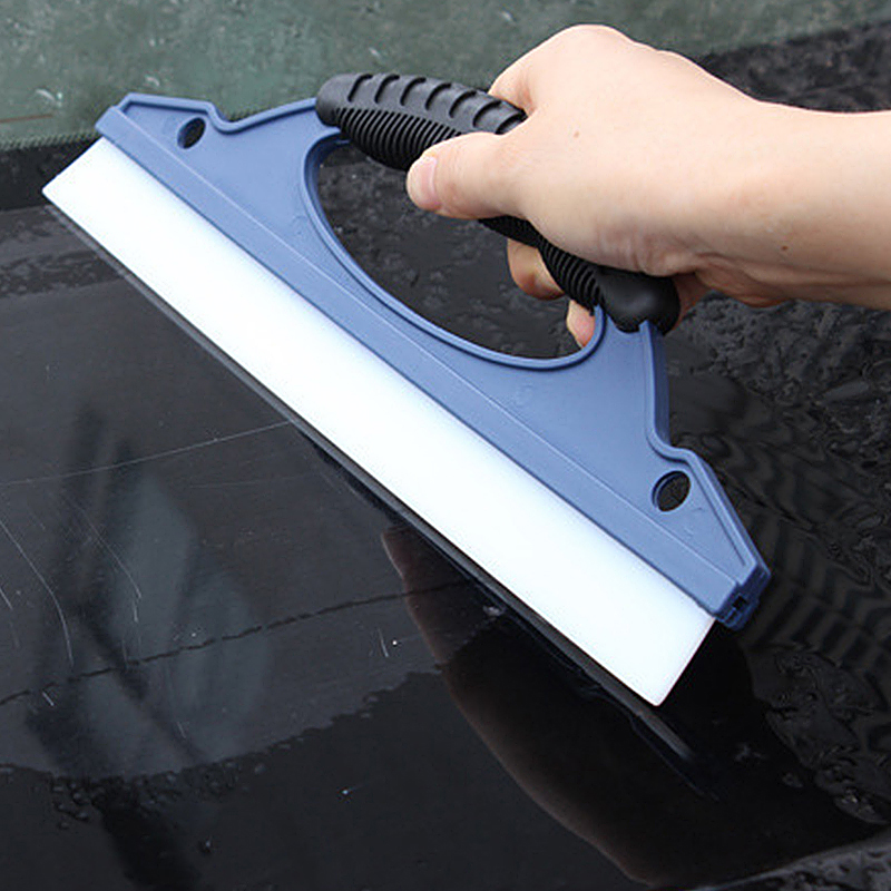 Car Wash Wiper Plate Ice Frost Snow Cleaner Water Scraper