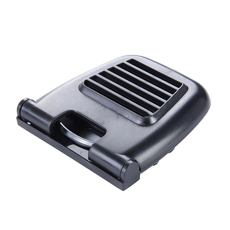 Foldable Car Air Vent Outlet Beverage Cup Drink Bottle Holder Mount - Black