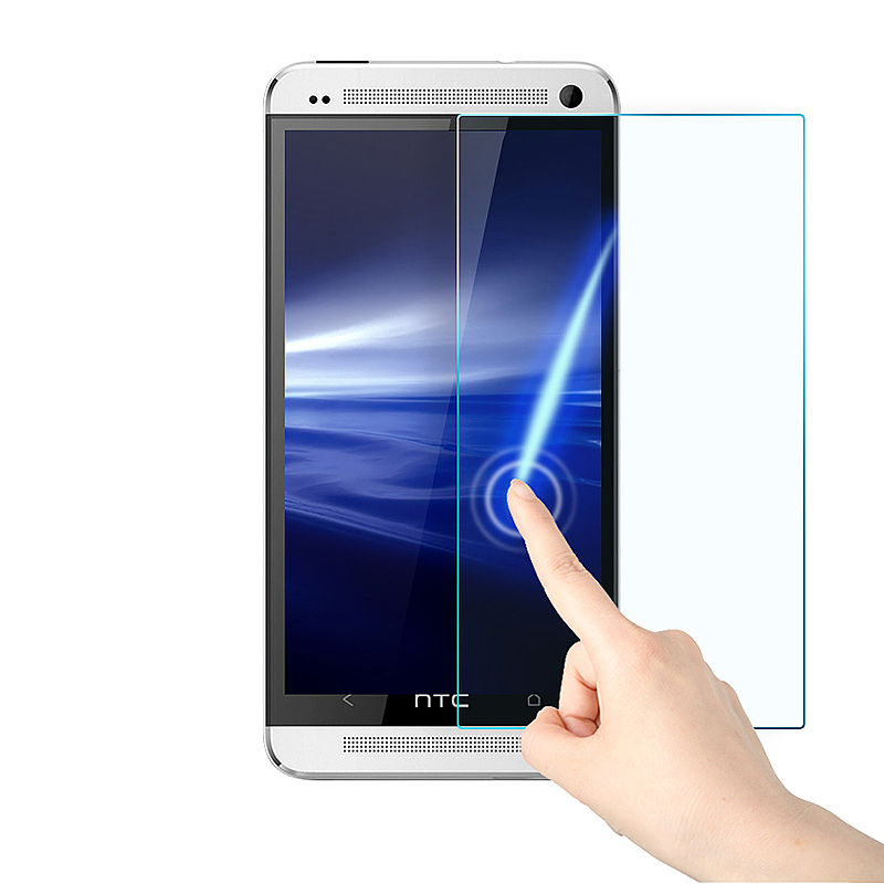 Super Clear Screen Protector Cover Guard Film for HTC One M7