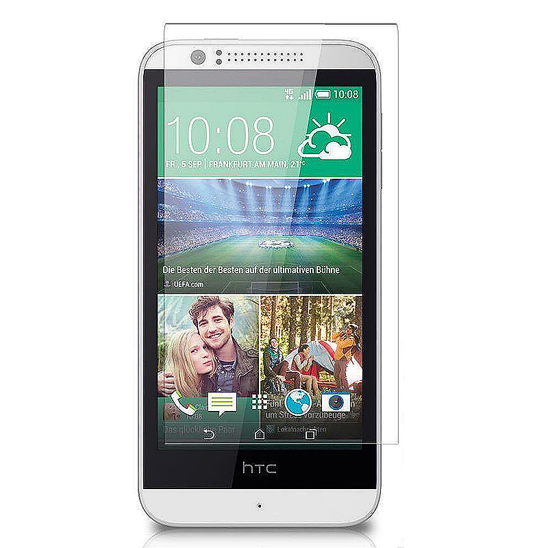 Tempered Glass Screen Shield for HTC D510