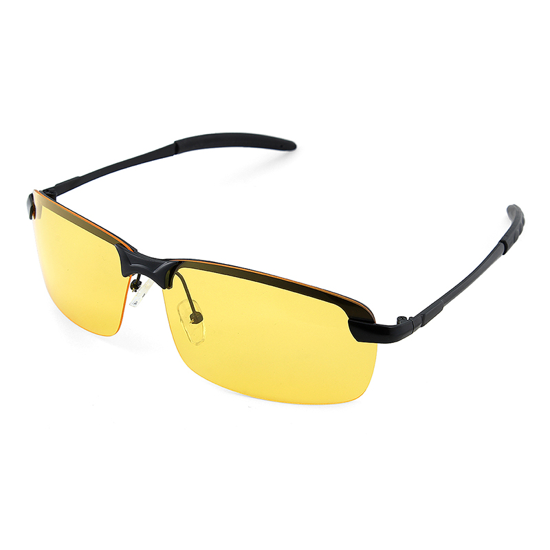 Driver Night Vision Anti Glare Goggles Driving Prevention Glasses