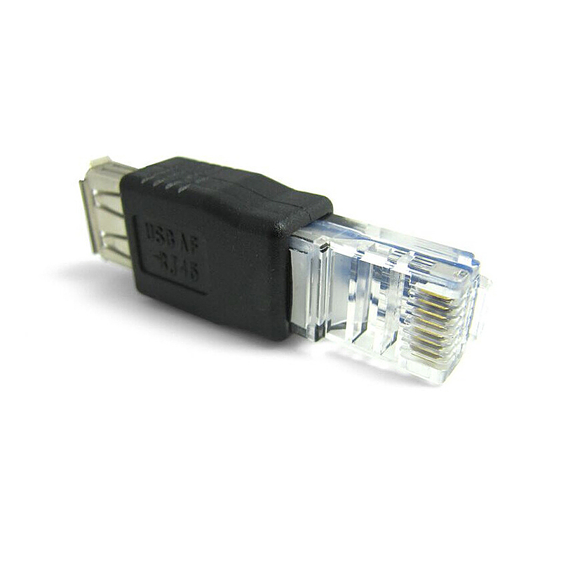 USB to RJ45 Networking Cable Adapter Etherent Connector Adapter