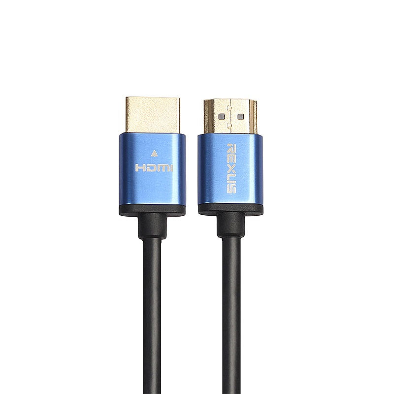1M High Speed Transmission Gold Plated External Extended HDMI Cable