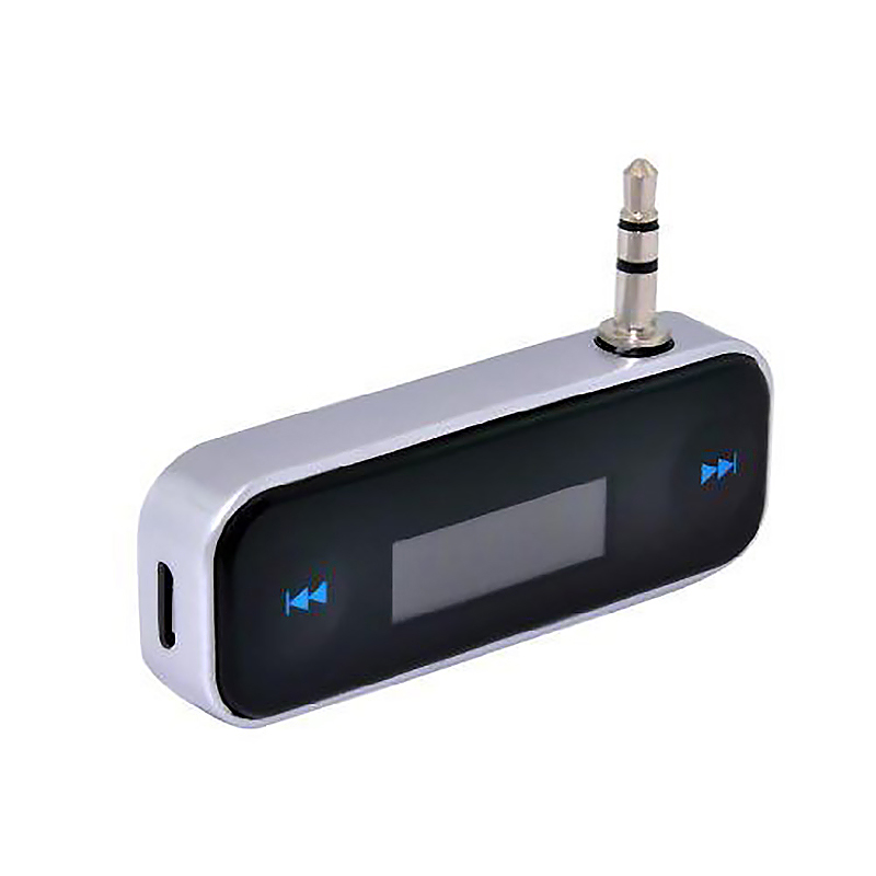 Car Wireless MP3 Hands Free FM Radio Transmitter for iPhone iPod Samsung