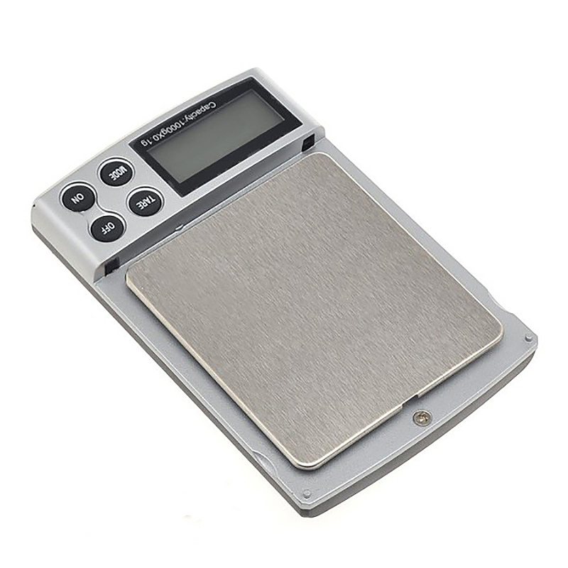 500g x 0.01g LCD Mini Portable Digital Jewelry Scale