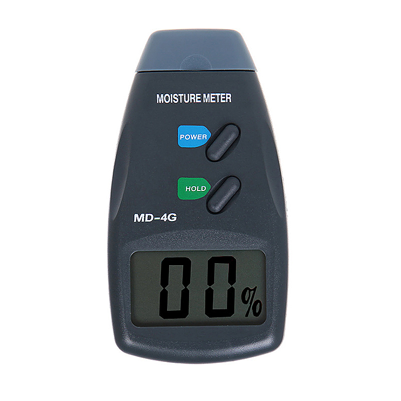 Digital LCD Display Wood Moisture Humidity Damp Meter Detector Tester