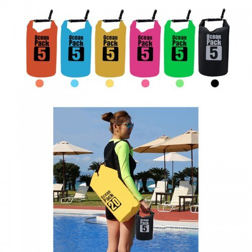 Online Discount Sporting Goods 10l Waterproof Dry Bag For Beach Pool Festival Kayaking Trekking Outdoors Etc