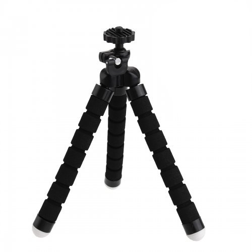 Flexible Mini Octopus Stand Bracket Holder Sponge Tripod for Digital Camera Phone