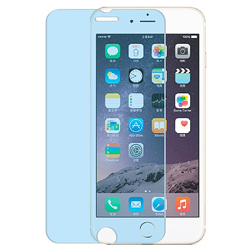 Clear Nano Anti-shock Shiled Film Screen Protector Guard for iPhone 6S