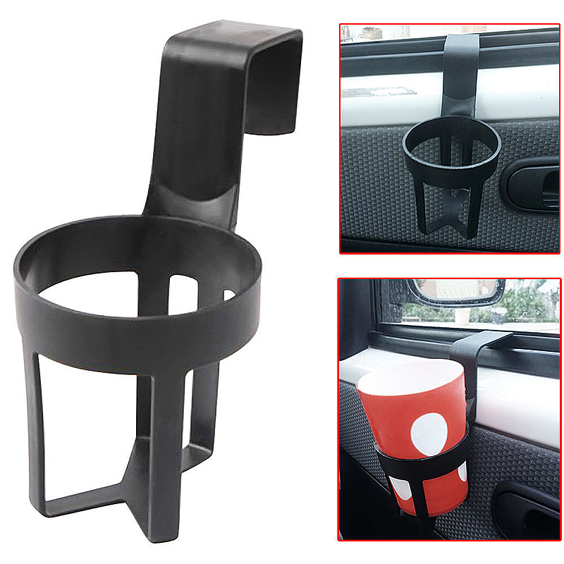 Universal Car Truck Door Cup Mount Stand Beverage Drink Can Bottle Holder