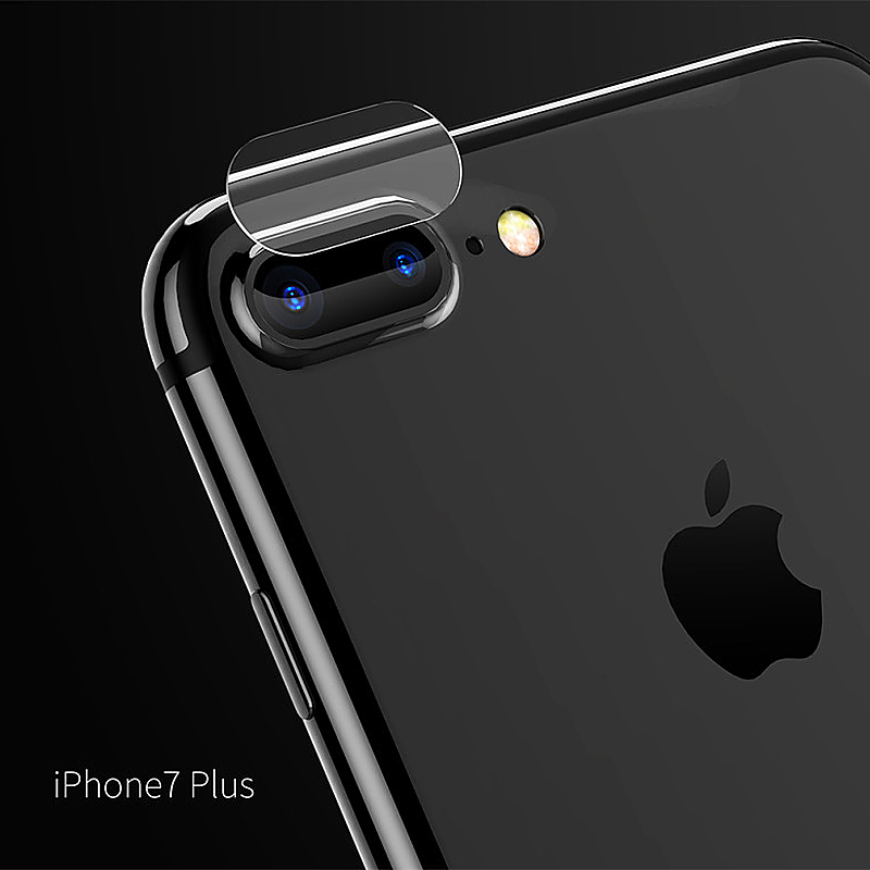 Tempered Glass Rear Camera Lens Protector Guard Cover for Apple iPhone 7 Plus