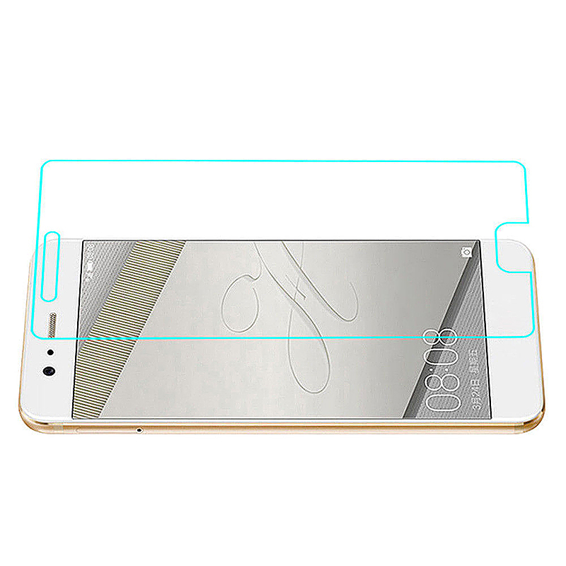 9H Tempered Glass Screen Protector Anti-Scratch Film for Huawei P10 Plus